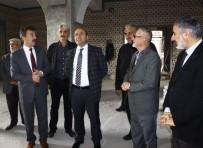 CAMİ İNŞAATI - Yenişehir'e Yeni Cami