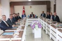 SAVUNMA SANAYİ MÜSTEŞARLIĞI - AHİKA Yönetim Kurulu Toplantısı Niğde'de Yapıldı