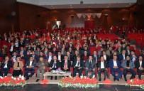 SERKAN YILDIRIM - AK Parti Bilecik Kasım Ayı İl Danışma Toplantısı Yapıldı