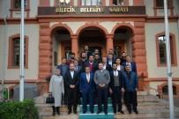 BILECIK MERKEZ - AK Parti Gençlik Kolları Genel Başkanı Ecertaş Bilecik'te
