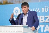 HÜSEYİN SAMANİ - Antalya Toptancı Halinde Yeni Sezon Dualarla Açıldı