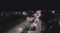 NURETTIN ÖZDEBIR - ASO 1. OSB'den 'Trafikte Bir Tek Seni Geçemiyoruz, Yaşama Yol Ver' Kampanyasına Destek