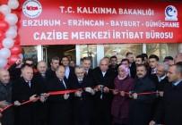 LALA MUSTAFA PAŞA - Bakan Akdağ Ve Ağbal Erzurum'da Cazibe Merkezi'nin Açılışını Yaptı