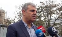 VEYSİ KAYNAK - Başbakan Yardımcısı Kaynak, Yeni Camii'deki Restorasyon Çalışmalarını İnceledi