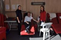 PAYAS - Başkan Gökhan Akel'den Kan Bağışı