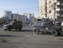 KEPENK KAPATMA - Bingöl'de toplantı ve gösteri yürüyüşleri yasaklandı