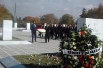 ÜNİVERSİTE MEZUNU - Bülent Ecevit, Ölümünün 10. Yılında Mezarı Başında Anıldı