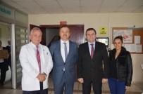 MUSTAFA ALTıNTAŞ - Çekirge Devlet Hastanesi 3 Yıldır Organ Bağışında Birinci