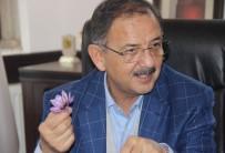 MEHMET ÖZHASEKI - Bakan Özhaseki'den deprem açıklaması