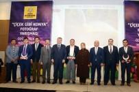MEHMET ARSLAN - 'Çiçek Gibi Konya' Fotoğraf Yarışmasının Ödülleri Verildi