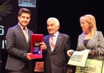 CEMAL REŞİT REY - En İyi Haber Kanalı Ödülü TGRT Haber'e