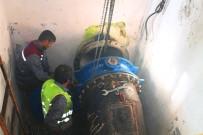 SU KESİNTİSİ - Eskişehir'de Şehir Şebekesine Tekrar Su Verilmeye Başlandı