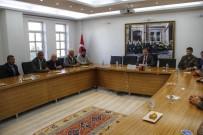 NIYAZI ULUGÖLGE - Foça'da Asayiş Toplantısı Yapıldı