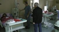 ÖMER AYDıN - Hayırsever Esnaflardan Hastaneye Anlamlı Bağış