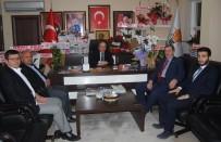 RECEP YıLDıRıM - İl Koordinatörü'nden Karadağ'a Tebrik Ziyareti