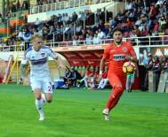 KAYALı - İlk Yarı Gaziantepspor'un