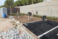 ESKIHISAR - Macera Ve Aksiyon Park'ında Çalışmalar Devam Ediyor