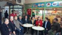 İSMAIL ÇIÇEK - Milletvekili Hürriyet, Fabrika İşçilerine Destek Verdi