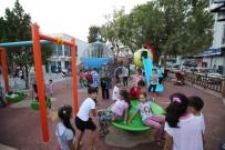 MAHALLE MUHTARLIĞI - Nergiz Parkında Yüzler Gülüyor