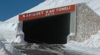 AHMET TURAN - Bu tünel Türkiye'de bir ilk