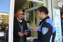 BANKAMATIK - Polis, Esnafı Hırsızlığa Karşı Uyardı