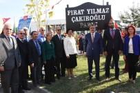 MUSTAFA KARACA - Şehit Fırat Yılmaz Çakıroğlu'nun İsmi Nazilli'de Ölümsüzleşti