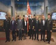KIBRIS BARIŞ HAREKATI - Türkiye Şehitlerini Anıyor