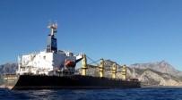 PANAMA - Antalya'da Denizi Kirleten Gemiye 106 Bin Lira Ceza