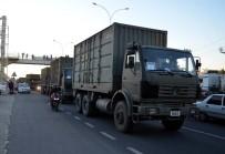 ZIRHLI ARAÇLAR - Askeri Konvoy Sınıra Gidiyor