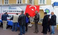 BAKIRKÖY BELEDİYESİ - Ataköy Yat Limanı İçin Düzenlenen Halk Oylamasında Uzun Kuyruklar Oluştu