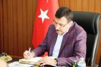NESIM - Bakan Tüfenkci'ye İlkokul Diploması Sürprizi