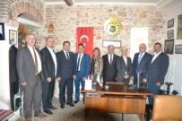 BALıKESIR MERKEZ - Balıkesir MİSİAD Kosovalı Heyeti Ağırladı