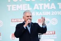 KAPATMA DAVASI - Başbakan Yıldırım'dan, Meclisteki Faaliyetlerini Durdurma Kararı Alan HDP'li Vekillere Çağrı Açıklaması