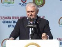 Binali Yıldırım'dan Kılıçdaroğlu'na demokrasi cevabı