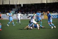 PAZARSPOR - Bodrumspor, Pazarspor'u 4-0 Yendi