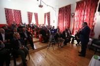 FEHMİ KÜPÇÜ - Bolulu Bürokratlar Bolu'da Bir Araya Geldi.