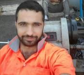 TAŞERON İŞÇİ - Çerkezköy'de İş Kazası Açıklaması 1 Ölü