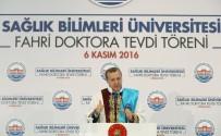 UÇUŞA YASAK BÖLGE - Cumhurbaşkanı Erdoğan Açıklaması 'Bu Densizlerin Amacı Türkiye'yi Sıkıntıya Sokmak'