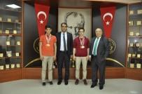 İSMAIL KARA - Gaziantep Kolej Vakfına Yüzmede 6 Altın Madalya