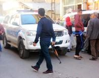 AĞAÇLı - Gaziantepte Emniyeti Alarma Geçiren Pankart