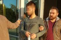 LOZAN - Genç Kız Ve Bıçakladığı Şahıs Tutuklandı