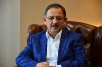 MEHMET ÖZHASEKI - HDP'nin Meclis'teki Çalışmalarını Durdurma Kararına Bakan Özhaseki'den Açıklama