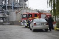 TAŞERON İŞÇİ - Kimyasal tankı temizleyen 9 işçi zehirlendi