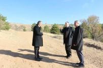 KENT ORMANI - Kırıkkale'ye Yeni Mezarlık