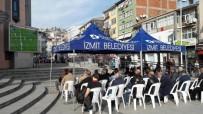 KOCAELISPOR - Kocaelispor Maçını Dev Ekranda İzlediler