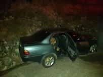 KAVACıK - Kula'da Trafik Kazası Açıklaması 1 Yaralı