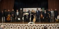 KENAN ÇIFTÇI - Meram'da 'Makamdan Şifaya Tedavi Konseri' İcra Edildi