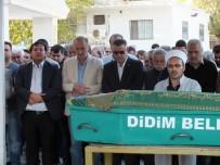 KANSERLE MÜCADELE - MHP'li Didim Belediye Meclis Üyesi Makascıoğlu'nun Anne Acısı