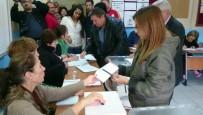 ŞENOL ENGIN - Tekirdağ'daki Bulgaristan Vatandaşları Sandık Başında