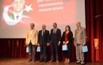 TÜRKÇE ÖĞRETMENI - Uşak'ta 'Şehit Ömer Halisdemir Şiir Yarışması' Düzenlendi